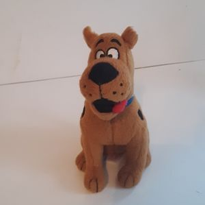 "Ty Beanie Baby Scooby-Doo 6.5"" Tall 2015"